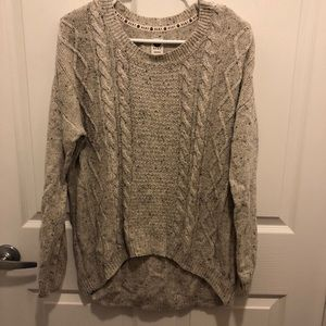 Knit Roxy Sweater
